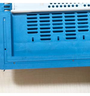 Plastik Kovan Tabanı  - Mavi