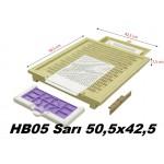 HB 05 SARI KOVAN TABANI 45.00TL